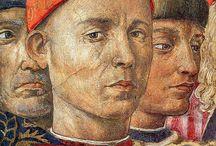 Benozzo Gozzoli 1420 - 1497