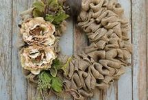 Wedding Wreath ideas