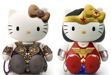 Hello Kitty / HK = life