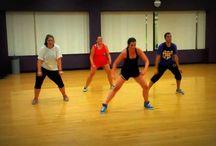 Dance workout / by Josie Fleetwood