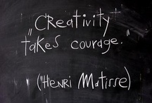 artists quotes / by Kate Watson