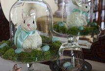 Easter centerpieces decor
