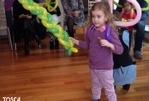 Tosca Kids Party / Every Sunday from 12:30 - 14:30
