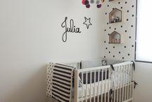 Idées chambre baby / Idée mobile lit