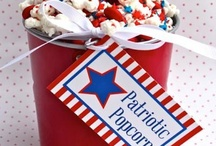 July 4th / Awesome 4th of July recipes, crafts, DIY and activities