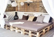 inspiration | outdoor seating