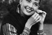 Audrey Hepburn / by Leland Johnson