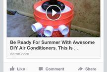 air conditioning diy