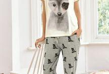 Pyjamas / pijama/ night wear