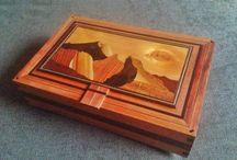 Toco Madera / Objetos increíbles creados en madera.