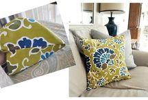 DIY - Pillow covers / by SuttonsDaze