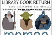 Library Memes & Comics