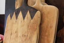 Czary z drewna