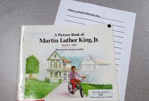 Teaching MLK Jr. Day / by Sarah Ryan