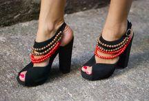 DIY sandalias y zapatos