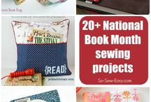 Free sewing patterns / All the best free sewing patterns for bags, clothes, purses, the home, and lots more.  If you love to sew, then you'll never be short of a project with all of these free sewing patterns. / by Deby Coles
