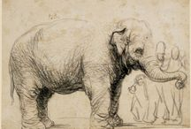 Lines of Thought: Drawing from Michelangelo to Now / Images and reviews from the touring exhibition, Lines of Thought: Drawing from Michelangelo to Now