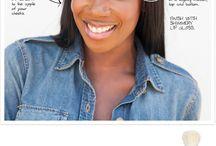 Black girl make up tips
