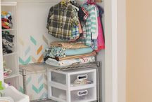 Babies & Kids Closet Organization
