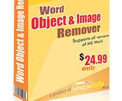 Word Files Object and Image Remover