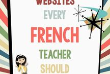Teaching french / by Runa