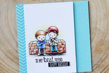 Card tweens
