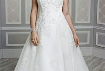 A-line wedding dresses / A-line wedding dresses