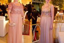 vestido da mãe da noiva