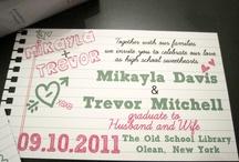 Kristen + Anthony's Wedding / by Tom McKeever