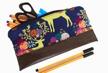 Sewing Clutches and Pouches / Fun pouches and clutches to make.