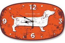 Orange Watches & Clocks