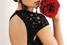 flamenco / muziek dans  outfit