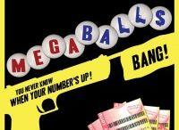 MegaBall$ PR & Accolades / Publicity and promotion  www.MegaBallsMovie.com #MBalls