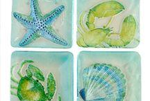 Fused Glass Ideas / by Angie Schoen Hanson