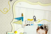 Water Sports Scrapbooking / Scrapbooking Water Sports layouts & products