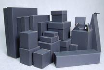 Pudełka tekturowe / Pudełka wykonane przez nas z tektury