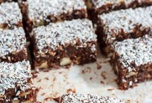 Brownies kokos dadel