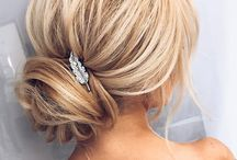 BRIDAL HAIR / Styling weddings is a style wedding resource devoted to the modern bride. We cover everything from gorgeous and glamour.