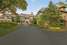 Immobilier de luxe:.5M Estate In Illinois Par Conlon Immobilier