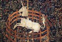 Unicorn Tapesties