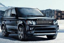 Luxury Suvs & Crossovers / Different models of luxury Suvs & Crossovers.