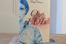Our Ede / Debut novel of Hazel Stevens, 'Our Ede' is the family story of Alf Wagstaff, his wife Lib, their two sons Ike and Sam, and their daughter Ede. Set in the suburbs of Leeds in the West Riding of Yorkshire during the 1950/60s.