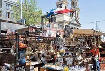 Flohmarkt Amsterdam