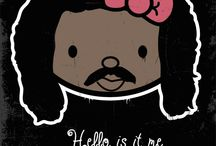 Hello Kitty giggles  / Hehe :)