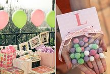 Mallory's baby shower ideas / by Katherine Baskin