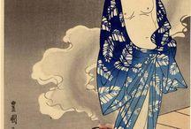 japońskie obrazki