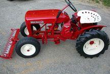tractor articulat