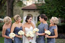 wedding družičky