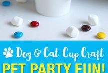 Pet Themed Birthday Party