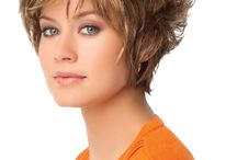 Super Cute Short Hairstyles / Short cuts that look great on everyone except me. :-)